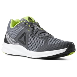Reebok Endless Road Cold Grey / Black / Neon Lime / White CN6420