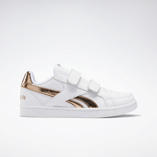 Reebok Royal Prime Alt Shoes White / Rose Gold DV9317