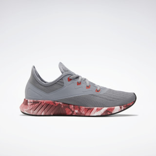 Reebok FLASHFILM™ 2.0 Shoes Cold Grey 4 / Cold Grey 6 / Legacy Red EH2671