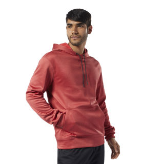 Худи Workout Ready Thermowarm rebel red EJ8760