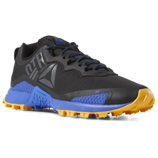 All Terrain Craze Shoes Black / Grey / Cobalt / Gold CN6338