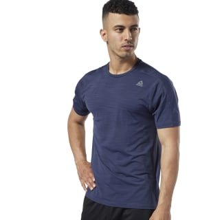 Спортивная футболка Training ACTIVCHILL Move Blue/heritage navy EC0941