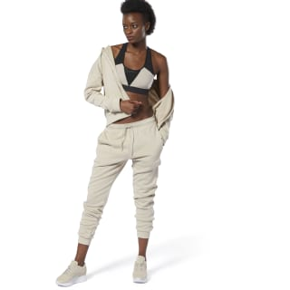 Training Essentials Track Suit Light Sand DU4909