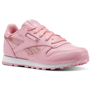 Tenis Classic Leather Spring PINK/WHITE CN0319