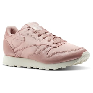 Classic Leather Satin Chalk Pink / Classic White CM9800
