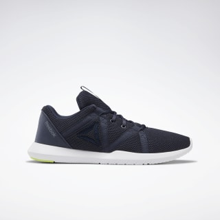 Reebok Reago Essential Shoes Navy / White / Grey DV6180