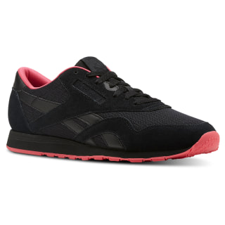 Classic Nylon Pop-Black/Twisted Pink CN3272