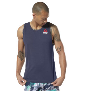Camiseta sin mangas Reebok CrossFit® Games ACTIVCHILL Heritage Navy / Heritage Navy DY8461