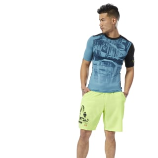 Training Compression Tee Mineral Mist DU3958