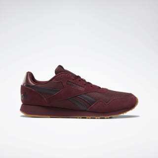 Reebok Royal Ultra Shoes Lux Maroon / Eggplant / Gum DV8827