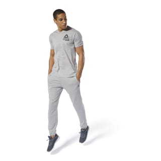 Training Speedwick Move Tee Medium Grey Heather DU3973