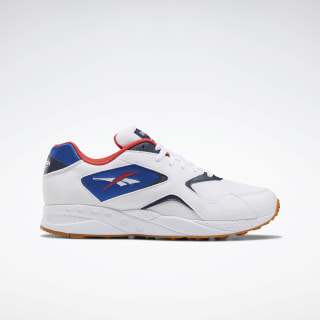 Torch Hex Shoes White / Radiant Red / Collegiate Navy EH1804