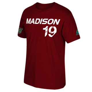 2019 CrossFit® Games Madison Tee Multi BI1816