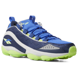 DMX Run 10 Navy / Cobalt / Neon Lime / Gry DV3813