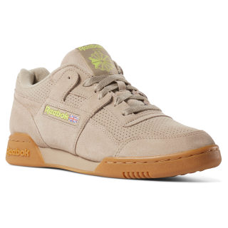Workout Plus MU Sand Beige / Neon Lime / Gum DV4286