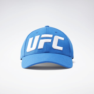 UFC Logo Baseball Hat Humble Blue FL5192