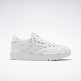 Club C Double White / White / Cold Grey 2 FW8015