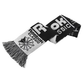 Classics Football Fan Scarf Black DH3559