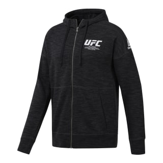 Sudadera con capucha UFC Fan Gear Fight Week Black EC1248