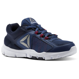 Yourflex Train 9.0 - Pre-School Washed Blue / Night Navy / Primal Red / Pewter CN0762