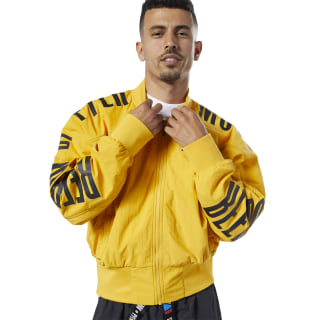 Reebok by Pyer Moss Track Jacket Yellow / Black EJ8997