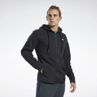 Sudadera Training Supply Black FJ4626