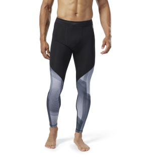 Legging de Compressão One Series Black DY8028
