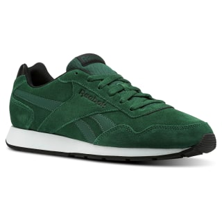 Reebok Royal Glide Dark Green / Black / White CN3105