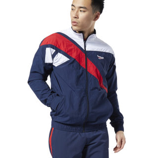 Veste de survêtement Classics Vector Collegiate Navy EC4604