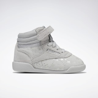 Freestyle Hi Skull Grey / White / Silver Met. DV7185