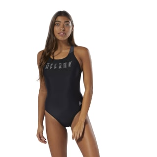 Купальник Swimwear Graphic Black DU4003