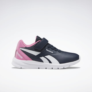 Reebok Rush Runner 2.0 Shoes Collegiate Navy / Posh Pink / White EF6638