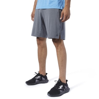 One Series Training Knit Shorts Dark Grey Heather EC0957