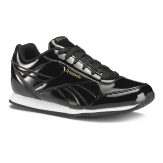 Reebok Royal Classic Jogger 2.0 Ptnt-Black / Gold / White DV3665