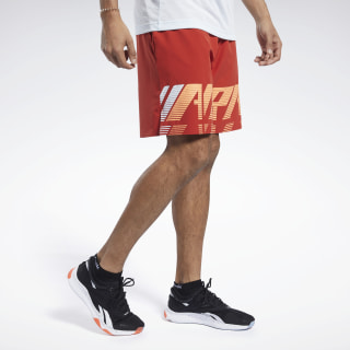 Reebok CrossFit® Epic Base Shorts Legacy Red FK4341