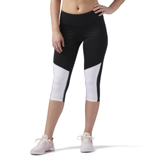Capri Workout Ready Black CD5925