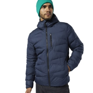 Пуховик Outerwear Synthetic heritage navy EB6862