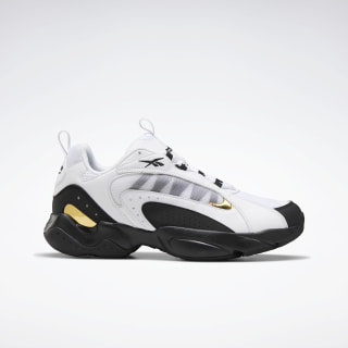 Reebok Royal Pervader Shoes White / Black / Gold Metallic EH2484