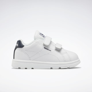 Reebok Royal Complete Clean Alt 2.0 Shoes White / Collegiate Navy / None FU7147
