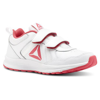 REEBOK ALMOTIO 4.0 White/Twisted Pink/Silver Met CN4234