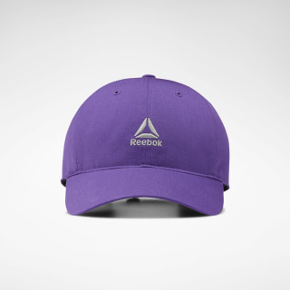Gorra Active Foundation Logo Regal Purple EC5613