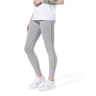Classic Logo Leggings Medium Grey Heather EJ8614