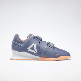 Reebok Legacy Lifter Shoes Washed Indigo / Sunglow / White DV6229