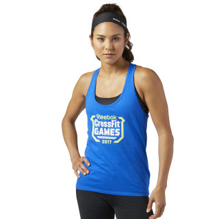 Reebok CrossFit Games Tank Bla CD1456