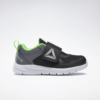 Reebok Almotio 4.0 Shoes Black / Grey / Green / Silver DV8708