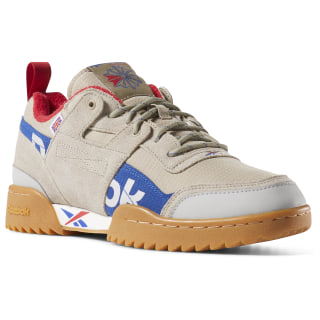WORKOUT PLUS RIPPLE MU Beige / Blue / White / Red DV7146