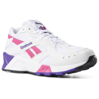 Aztrek Shoes White / Rose / Cobalt / Purple CN7841