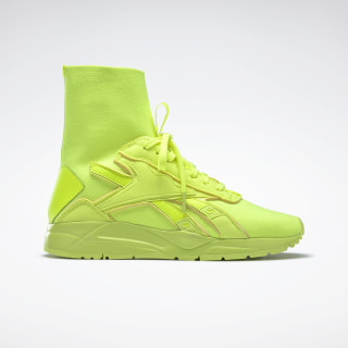 VB Bolton Sock Shoes Solar Yellow / Solar Yellow / Solar Yellow FU7522