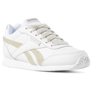 Reebok Royal CLJOG 2 White/Gold Metallic DV6947