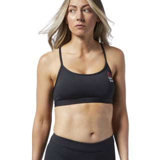 Reebok CrossFit® Medium-Impact Bra Black EC1411